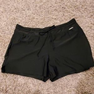 Swim Short with Attached Panty